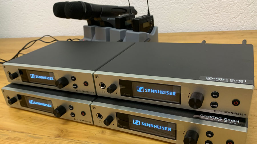 Sennheiser-EW-G4