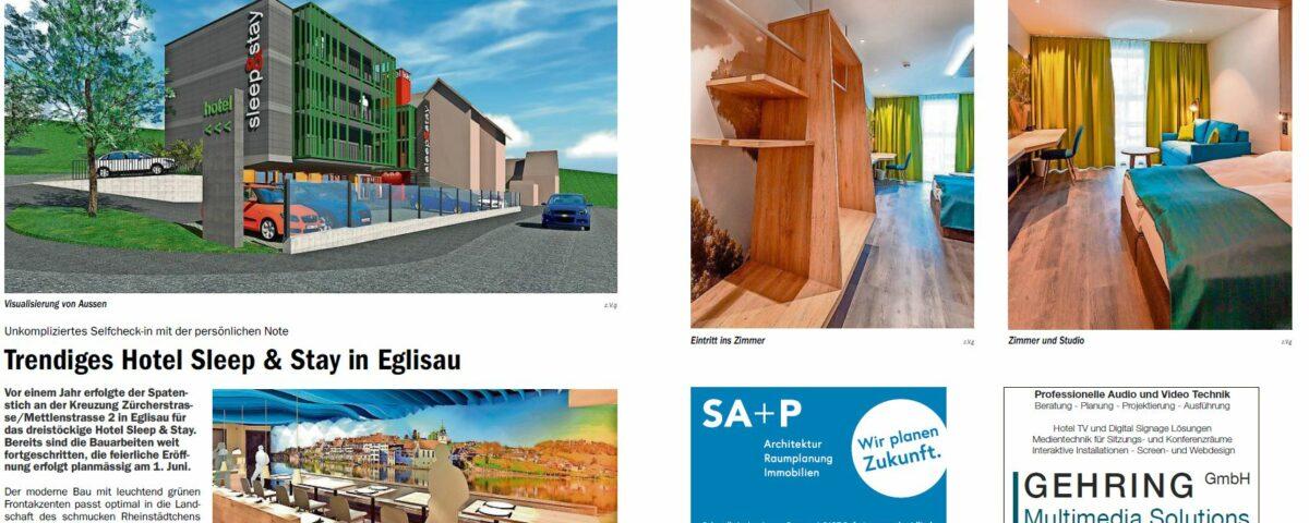 Baureportage_Gehring GmbH_SleepnStay