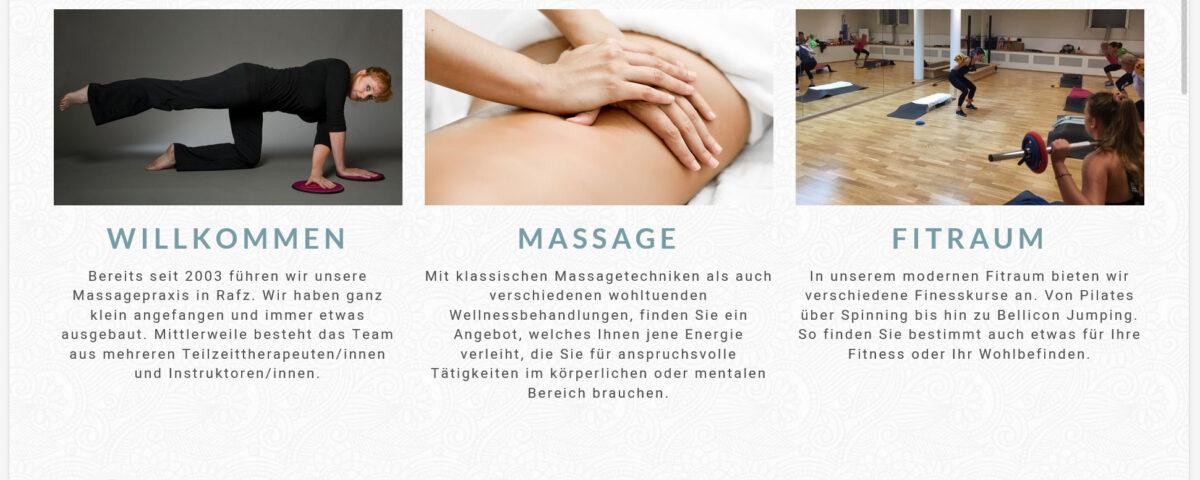 Bild Homepage massan